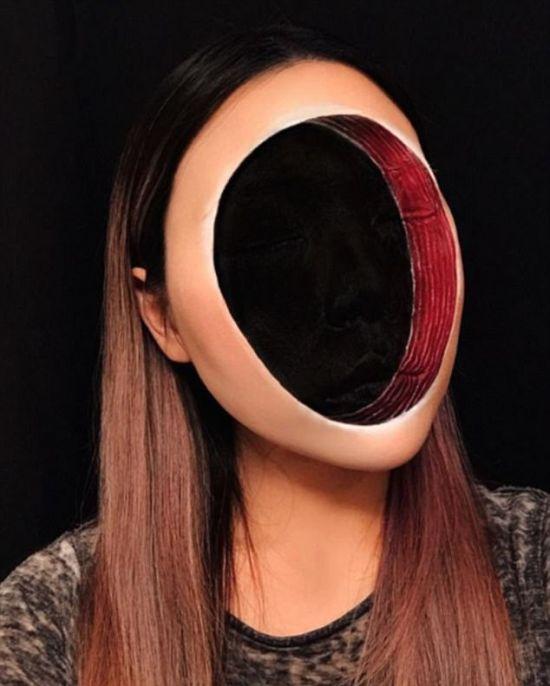 Невероятные оптические иллюзии от визажиста Мими Чой