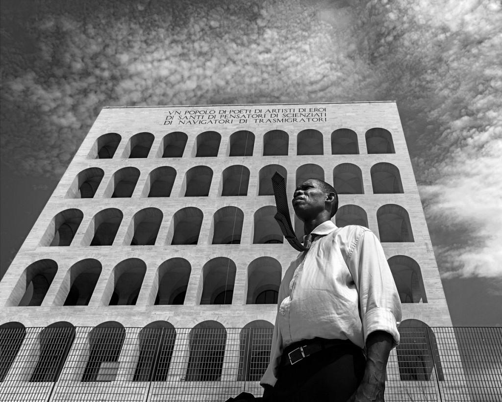 Победители фотоконкурса Black&White International Award Rome