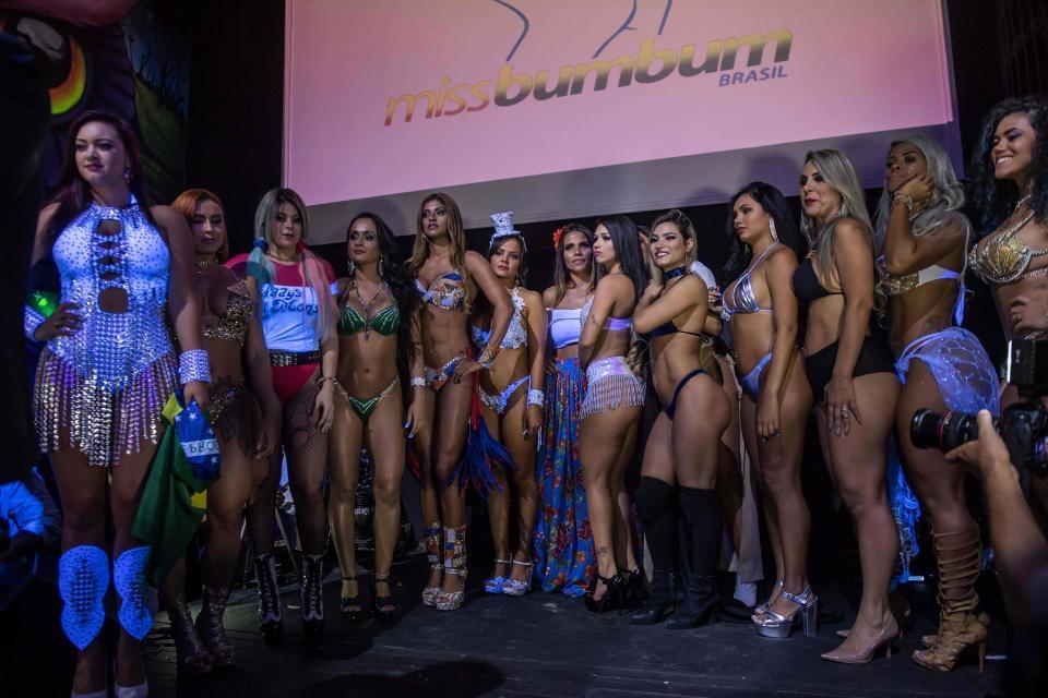 Бразильцы выбрали «Miss BumBum 2017»