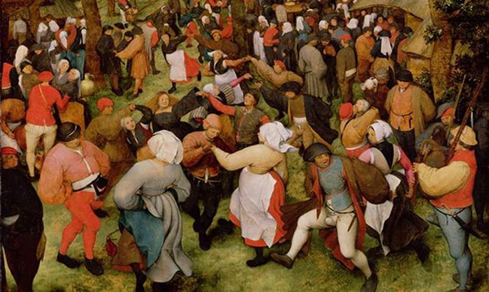 Пляска святого Вита — танцевальная лихорадка в Средневековье