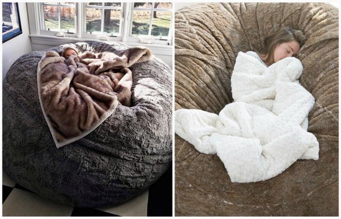 Подушка-гигант, покорившая интернет