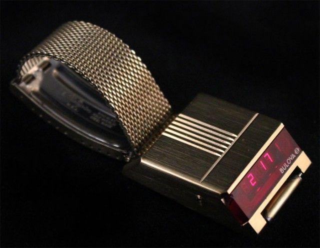 Водительские часы 70-х годов XX века