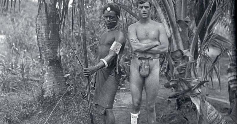 XX век на снимках знаменитого писателя Джека Лондона