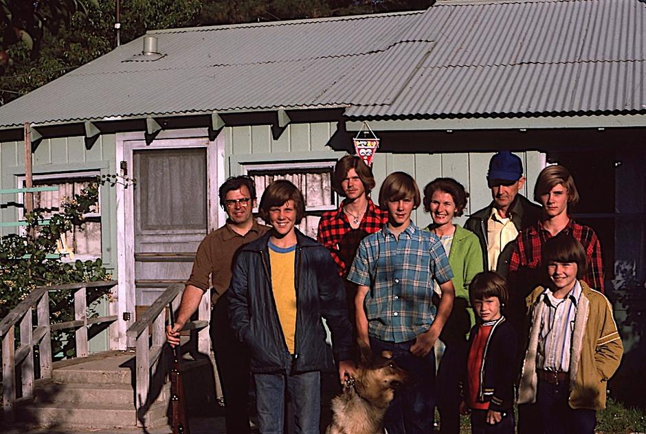 Жизнь поколения 50-х — 70-х годов в проекте «The Anonymous Project»