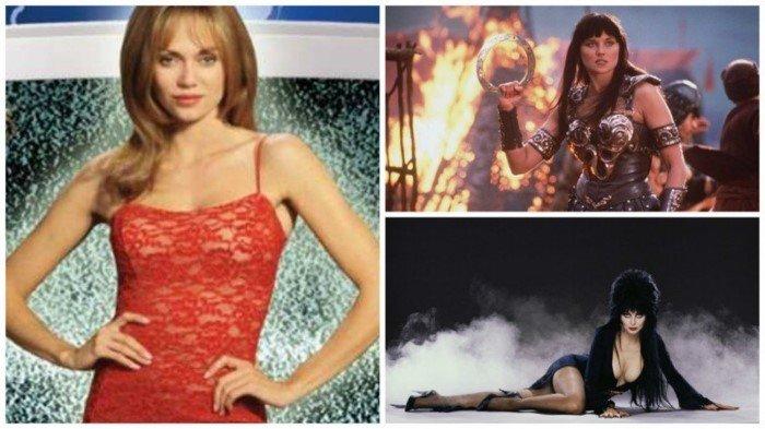Знаменитые женщины, о которых ты мечтал в юности