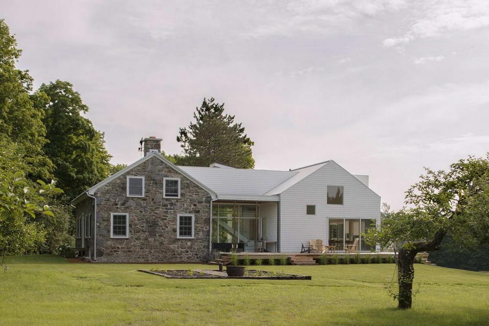 Обновление дома 19 века в Канаде