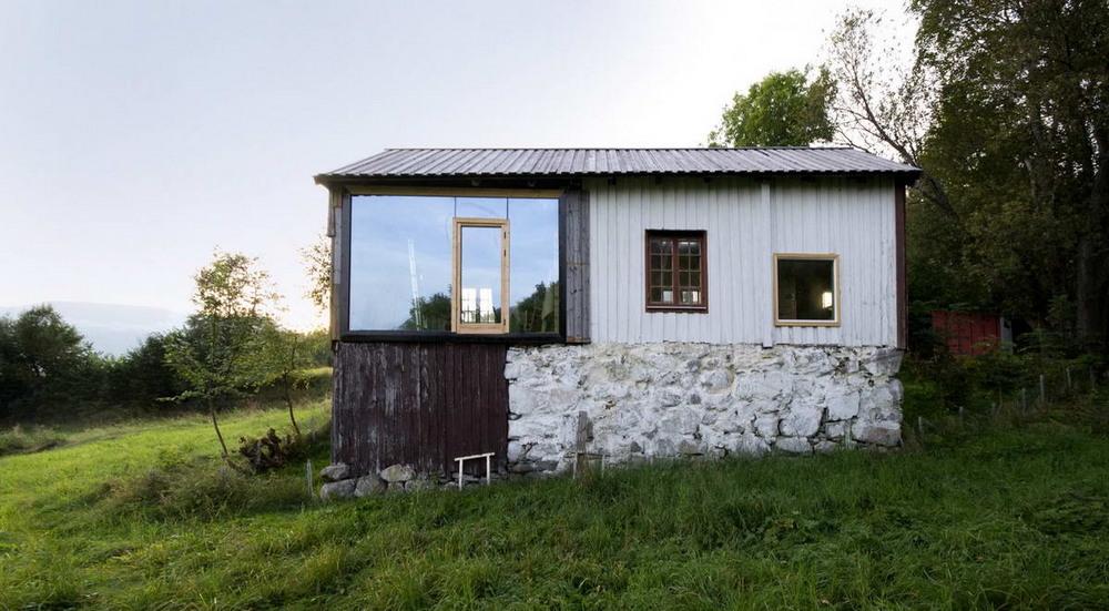 Превращение сарая в уютный домик