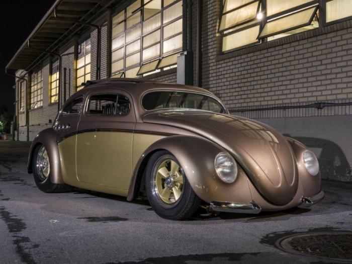 Хот-род Volkswagen Beetle из Buick