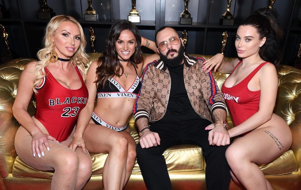 Порно оскар в вегасе