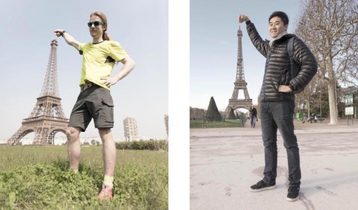 Тиандученг — Париж в Китае