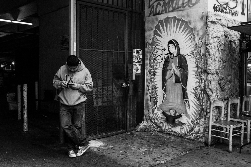 Уличные фотографии Лос-Анджелеса от Ринзи Руиса