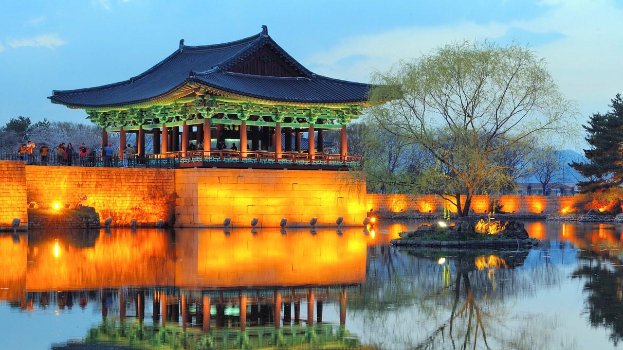 15 красивых мест Южной Кореи