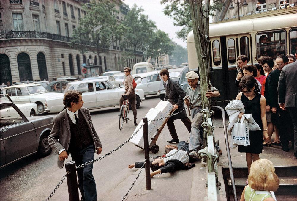 30 ярких работ от легенды уличной фотографии Джоэла Мейеровица