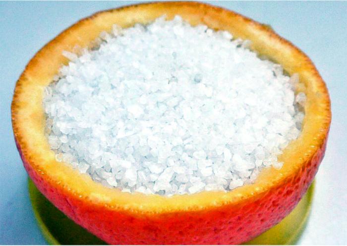 Необычные способы использования соли в быту
