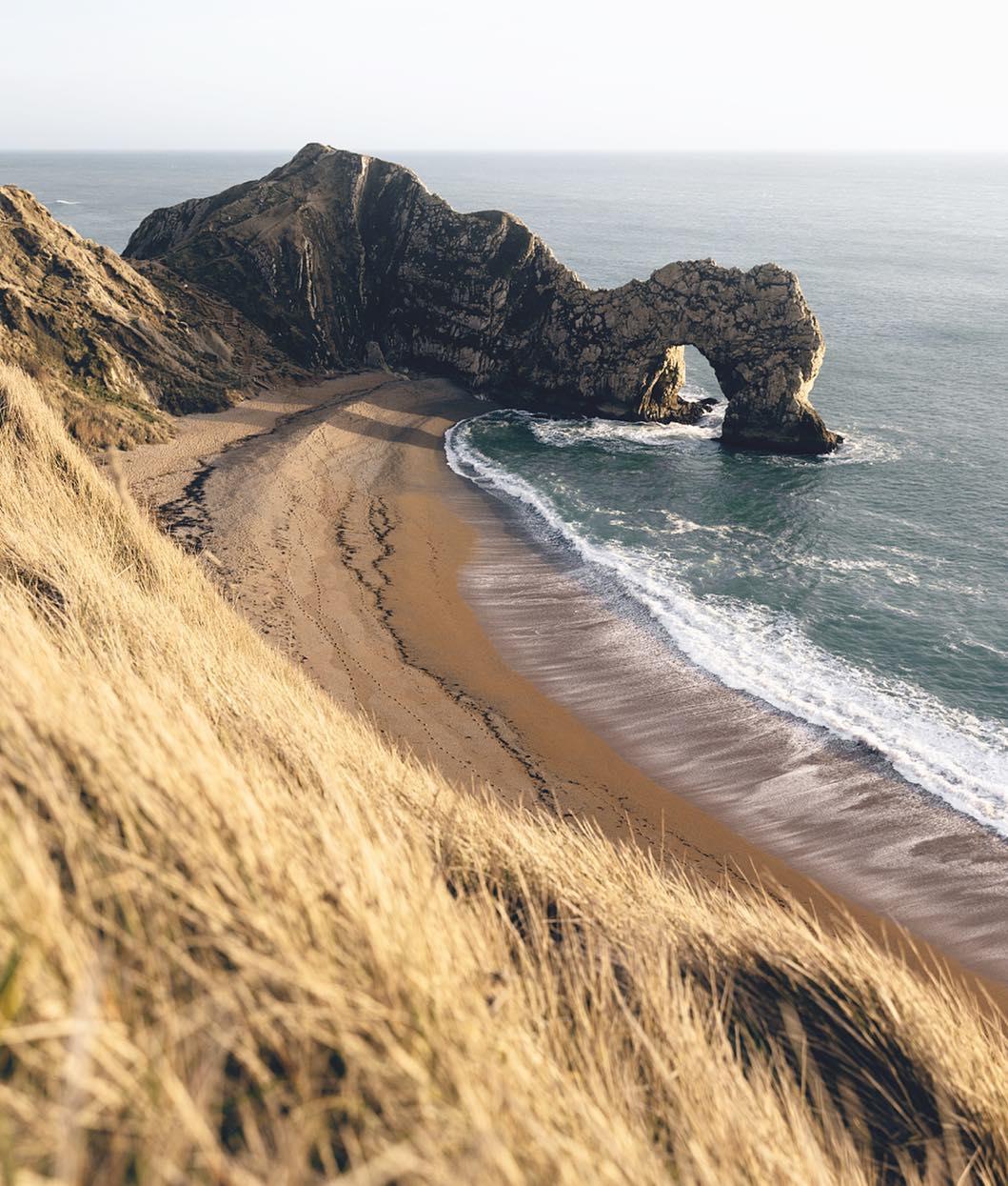 Природа и путешествия на снимках Тобиаса Мейера