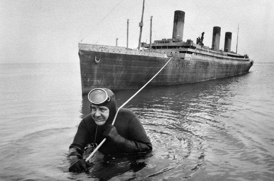 Редкие и необычные архивные фотографии
