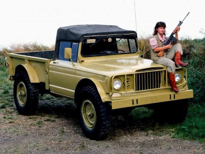 Редкие и практически неизвестные машины марки Jeep