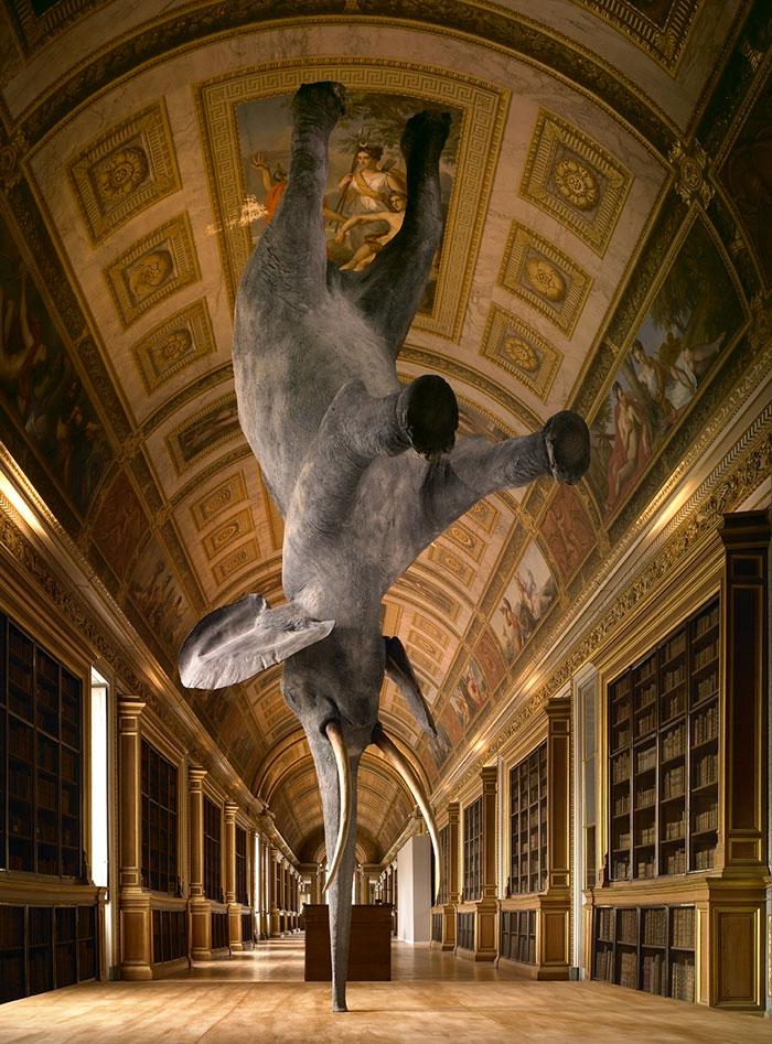 Скульптуры, которые бросают вызов закону всемирного тяготения