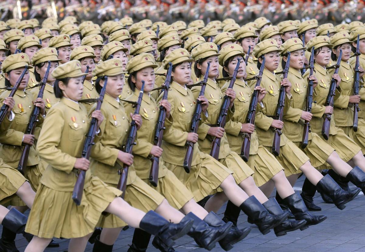 Военные парады в разных странах