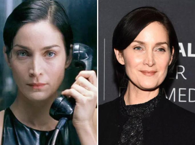 Актеры «Матрицы» тогда и сейчас