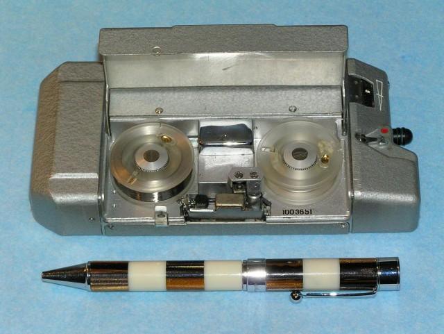 Диктофон «Мезон» 1973 года выпуска