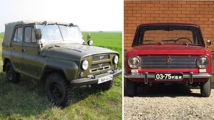 Советские машины с забавными народными прозвищами