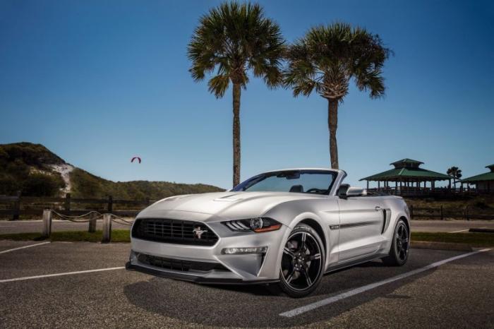 California Special — особая версия Ford Mustang