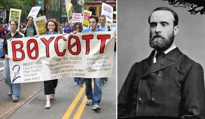 О Чарльзе Бойкотте и самых крупных бойкотах в истории
