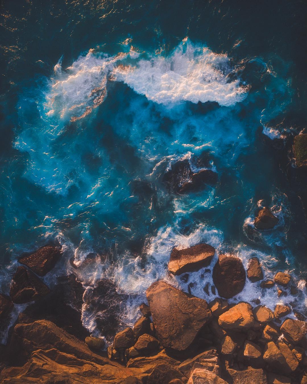 Австралия с высоты на снимках Шая Купера