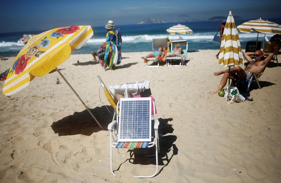 Чем же так хороши пляжи Рио-де-Жанейро