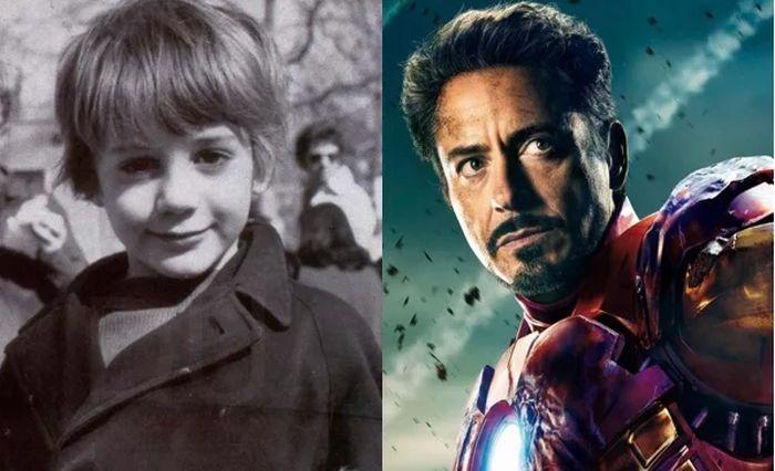 Детские фото актеров «Мстителей»