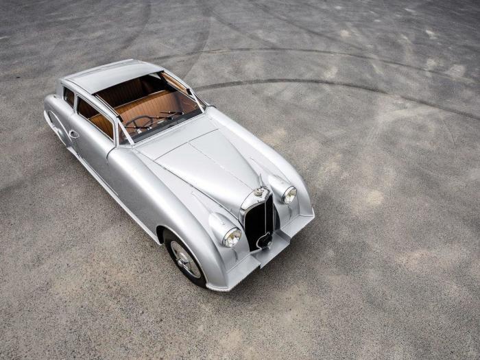 Французский довоенный шедевр — Voisin C28 Aerosport 1935