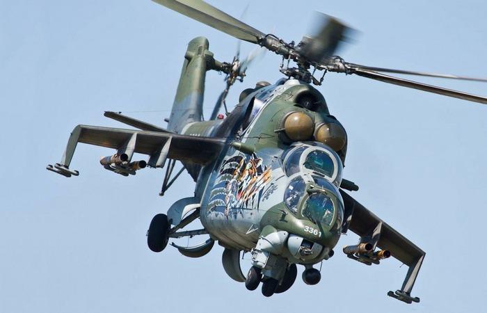 Лучшие современные боевые вертолёты