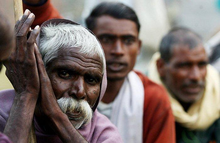 Неприкасаемые — низшая каста Индии