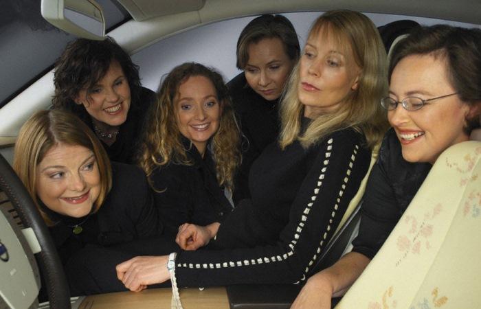 Первый в мире автомобиль, предназначенный для женщин
