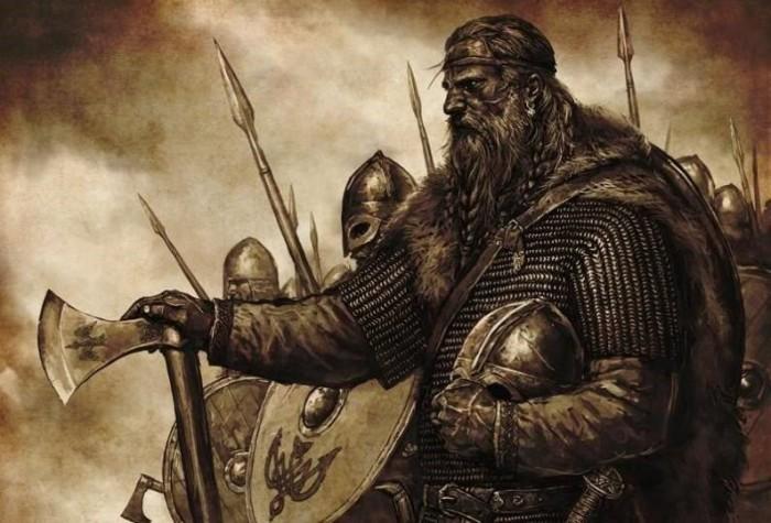 Викинги — суровые мореходы и воины