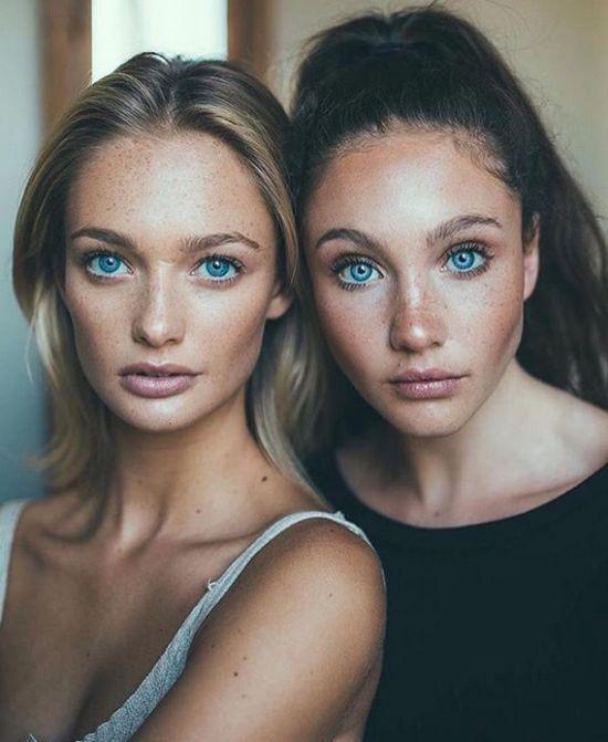 Люди с необычной внешностью