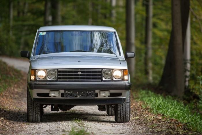 Monteverdi Safari — Rolls-Royce среди внедорожников 70-х