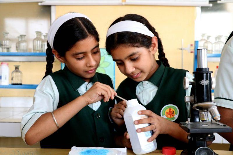 В индийской школе учится 17 пар идентичных близнецов
