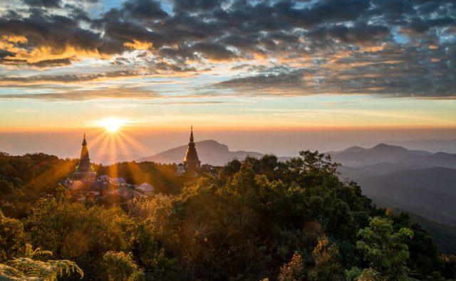 10 национальных парков из разных уголков планеты