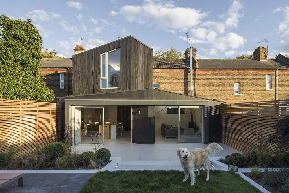 Дом Черного Риджа в Лондоне