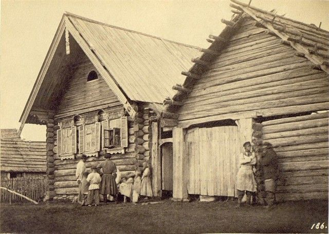 Крестьянская жизнь в Российской империи