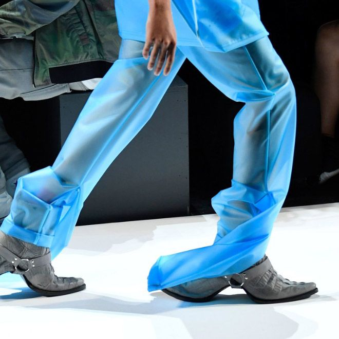 Новое модное уродство — двуликие ковбойские сапоги