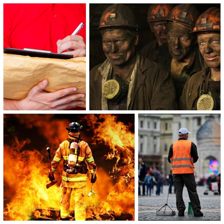 «Кому нужно доплачивать за труд?» или самые опасные нынче в мире работы