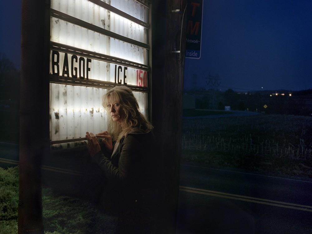 Американская глубинка в фотопроекте «Наизнанку» от Харриса Мизрахи