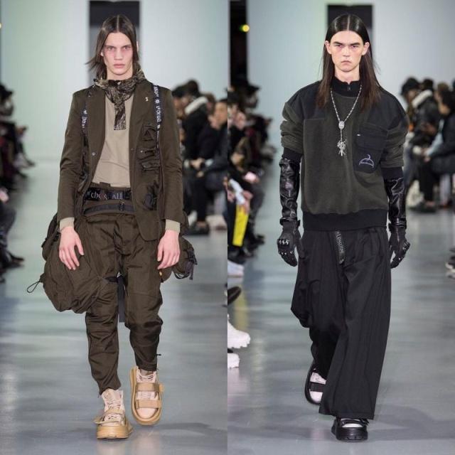 Модный китайский бренд удивил новой коллекцией обуви