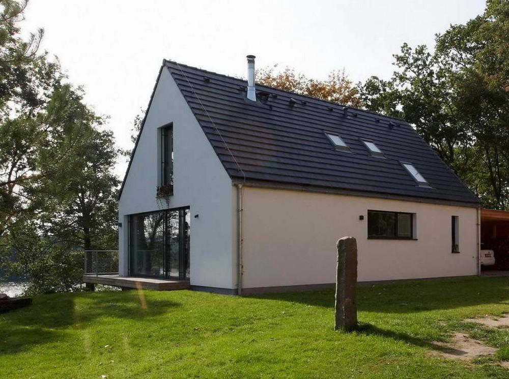 Семейный сельский дом в Чехии