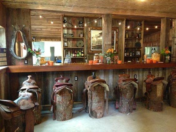 20 необычных барных стульев
