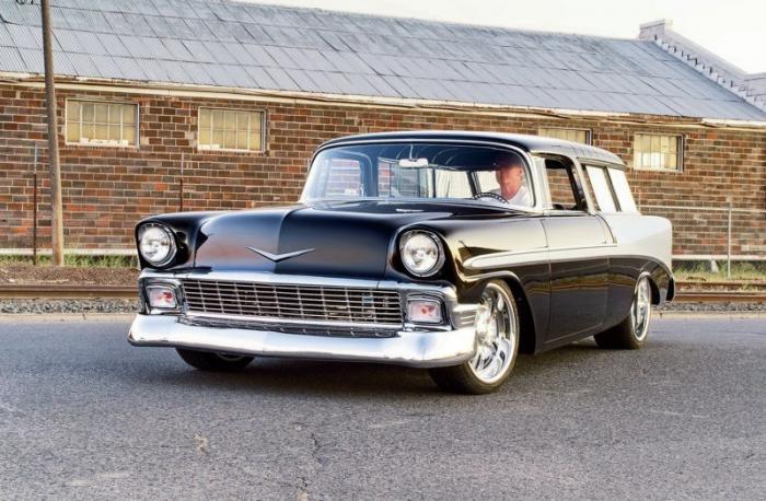 Chevrolet Nomad — двухдверный универсал