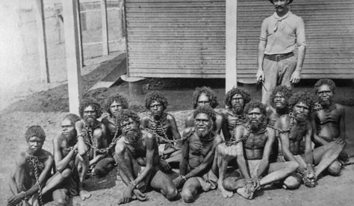 Как чуть не уничтожили коренное население Австралии